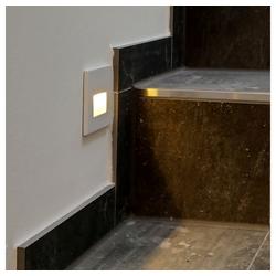 s.LUCE LED Einbaustrahler Box Weiß