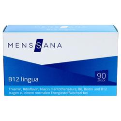 B12 LINGUA MensSana Sublingualtabletten 90 St
