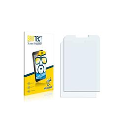 BROTECT Schutzfolie für Nokia 3600 slide, (2 Stück), Folie Schutzfolie klar
