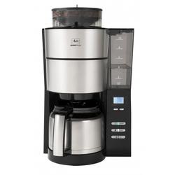 Melitta AromaFresh Therm Filterkaffeemaschine mit Mahlwerk