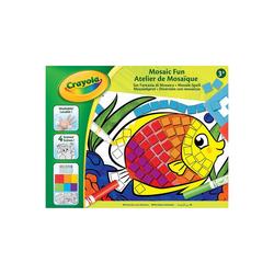 Crayola® Malvorlage Mosaik-Spaß