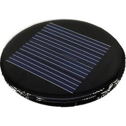 TRU COMPONENTS POLY-PVZ-R56-2V Solarzelle 2 V/DC 0.1A 1 St. (Ø x H) 56mm x 2.7mm