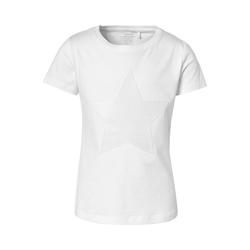 Name It T-Shirt T-Shirt NKFFASTAR für Mädchen, Organic Cotton 146/152