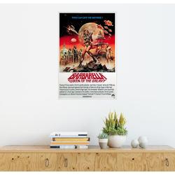 Posterlounge Wandbild, Barbarella 60 cm x 90 cm