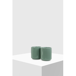 Stelton Core Thermobecher dusky green 2er Set