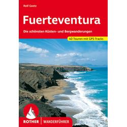 Fuerteventura: Buch von Rolf Goetz