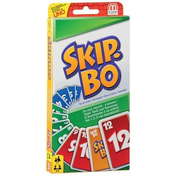 Mattel GAMES™ SKIP.BO Kartenspiel