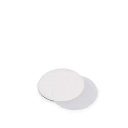 Antihaftpapier Buffalo Papier weiß 50 Blatt 7,0cmØ