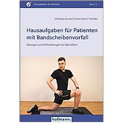 Hausaufgaben für Patienten mit Bandscheibenvorfall