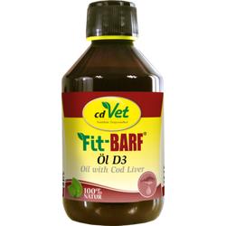 FIT-BARF Öl D3 vet. 250 ml