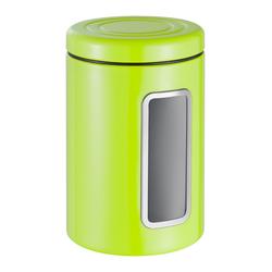 WESCO Vorratsdose CL grün Aufbewahrung Küchenhelfer Haushaltswaren