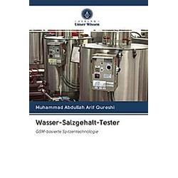 Wasser-Salzgehalt-Tester. Muhammad Abdullah Arif Qureshi  - Buch