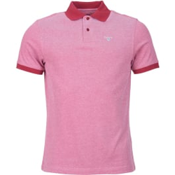 Barbour - Sports Polo Mix Raspberry - Poloshirts - Größe: XL