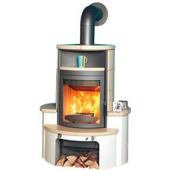 Kaminofen »Avenso ECOplus«, Stahl, 8 kW, Dauerbrand, mit Feinstaubfilter, Kaminöfen, 401089-0 beige beige