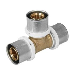 Pressfitting-T-Stück 63 x 4,5 - 63 x 4,5 - 63 x 4,5 mm für MV-Rohr