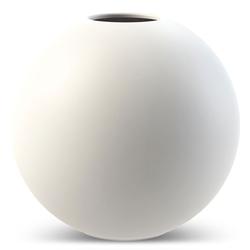 Ball Vase Weiß 30 cm  Cooee Design
