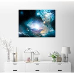 Posterlounge Wandbild, Ursprünglicher Quasar 80 cm x 60 cm