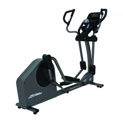 Life Fitness Crosstrainer E3 Track Connect deutsche Konsole