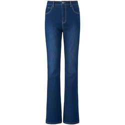 5-Pocket-Jeans Jeans Emilia Lay dark blue denim