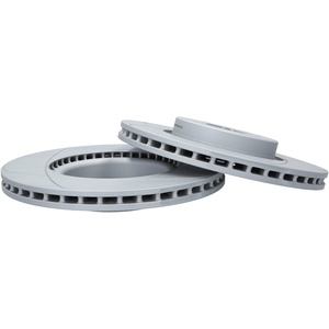 2 Original Bremsscheiben belüftet 300 mm Vorne von ATE (1420-21546) Bremsanlage Bremsscheibenset, Scheibenbremse, Satz, Bremsscheibensatz