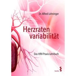 Herzratenvariabilität als Buch von Alfred Lohninger