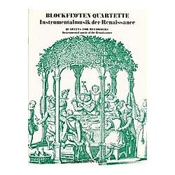 Instrumentalmusik der Renaissance - Buch