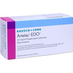 ARTELAC EDO Augentropfen 36 ml