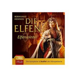 Universal Hörspiel CD Die Elfen - Elfenwinter Folge 1-5