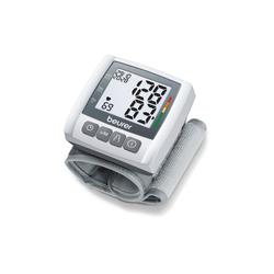 BEURER Handgelenk-Blutdruckmessgerät Handgelenk-Blutdruckmessgerät BC 30, einfache Anwendung