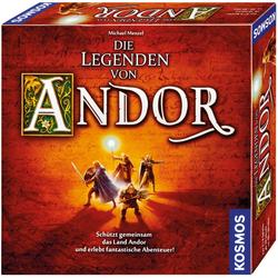 Kosmos Spiel, Brettspiel Die Legenden von Andor, Made in Germany
