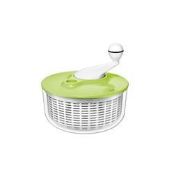WMF Salatschleuder in grün, 25 cm