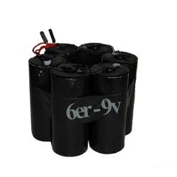Weidezaunbatterie »AKO Stecker« für AKO Weidezaungerät · 9v