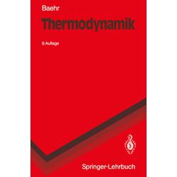 Thermodynamik als Buch von Hans D. Baehr