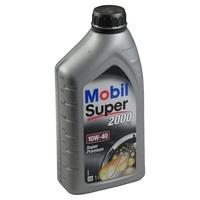 Mobil 1 Super 2000-X1 10W-40 1 Liter