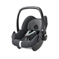 Maxi-Cosi Pebble Black Crystal