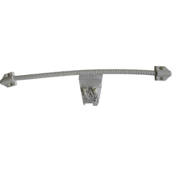 Sitec 099006 Kabelübergang Klemm-Ø (max.) 7mm PVC Weiß 1St.