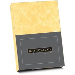 Geschäftspapier Pergament Papier A4 90g/qm 25% Baumwolle VE=250 Blatt gold