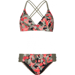 PROTEST MISSIE TRIANGLE Bikini 2021 just leaf - L
