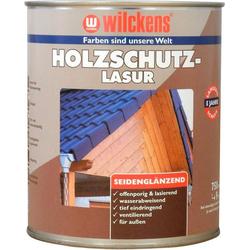 WILCKENS FARBEN Lack-Lasur Holzschutzlasur weiß