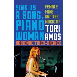 Sing Us a Song Piano Woman als Buch von Adrienne Trier-Bieniek