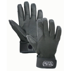 Petzl Lederhandschuhe Cordex mit Ösen zum Fixieren L