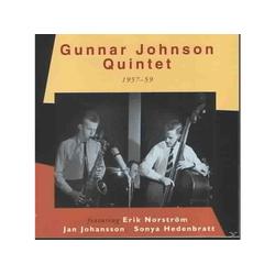 Gunnat Johnson, Gunnar Quintet Johnson - 1957-59 (CD)