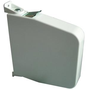 HSI 254840.0 Aufschraub-Gurtwickler mit Schwenk-Kasten weiß 160x120mm 1 St
