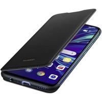 Huawei Flip Cover schwarz für P Smart 2019
