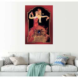 Posterlounge Wandbild, Tanzpaar, Arrow 70 cm x 90 cm
