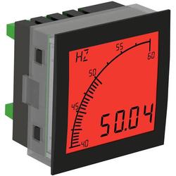 Trumeter APM-FREQ-APO Digitales Einbaumessgerät APM FREQUENZMESSGERÄT, POS-LCD MIT AUSGÄNGEN