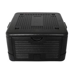 Thermobox faltbar 23 Liter Kühlbox Warmhaltebox bis zu 8 Std