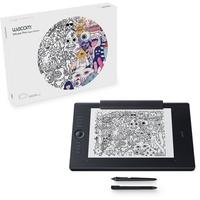 Wacom Intuos Pro Paper L Bluetooth® Kreativ-Stifttablett Schwarz