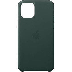 Apple Leder Case iPhone 11 Pro Waldgrün