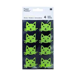 Washi Sticker Katzen